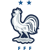 France make their third and final change after the fourth goal and on comes Geyoro.