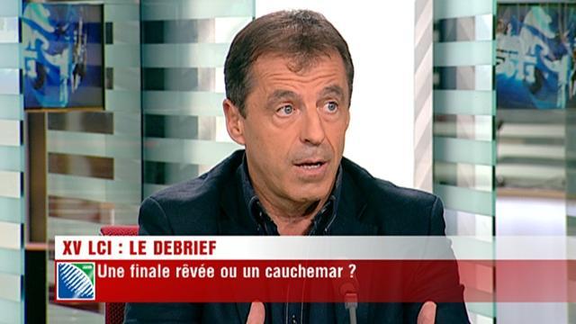 """Pierre Berbizier : """"La France est légitime, mais …"""" (17/10/2011)"""