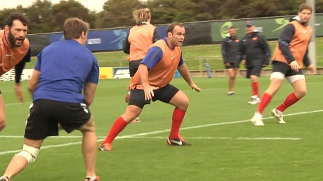 Le Journal de la Coupe du Monde du 18 octobre (18/10/2011 sur LCI)