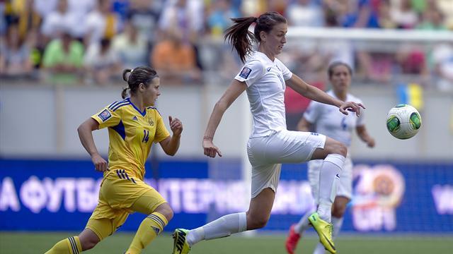 FIFA'dan futbolculara: Kadınlığınızı kanıtlayın