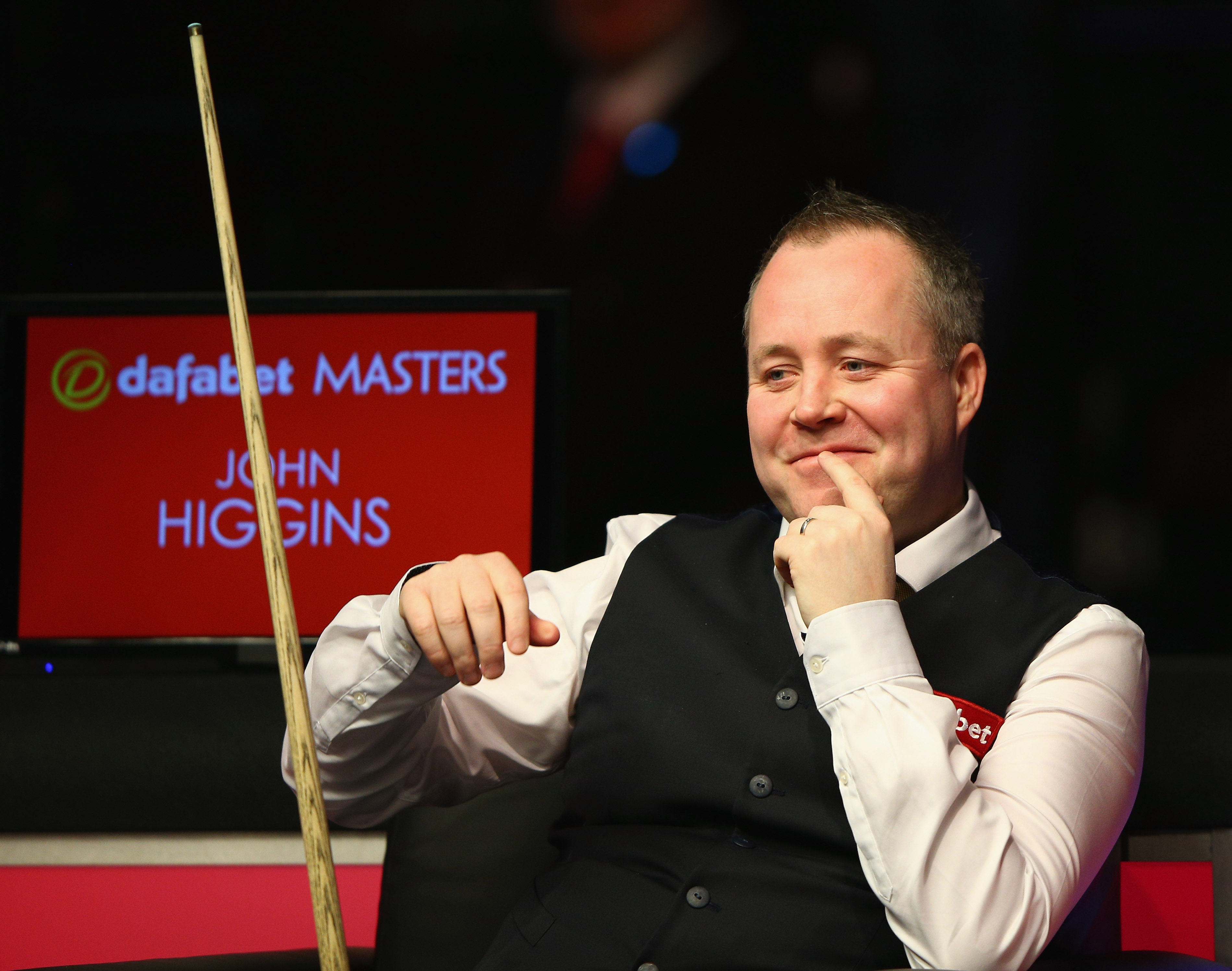 The four-times world champion lost 6-4 in a match of some quality against Mark Allen at the Masters.