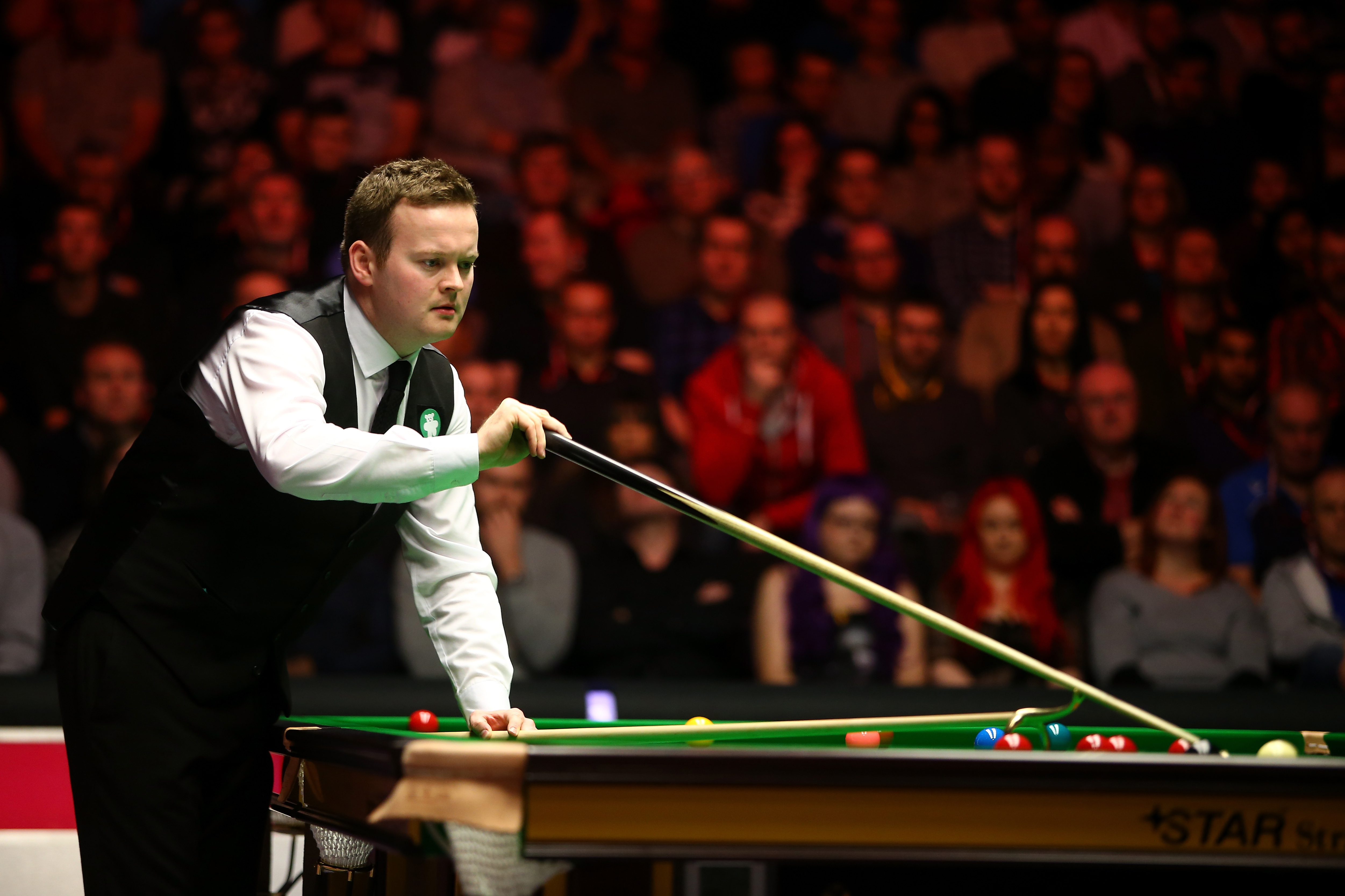 The 2005 world champion is rediscovering some of his best form. He completed a 6-5 win over Mark Selby at the Masters.