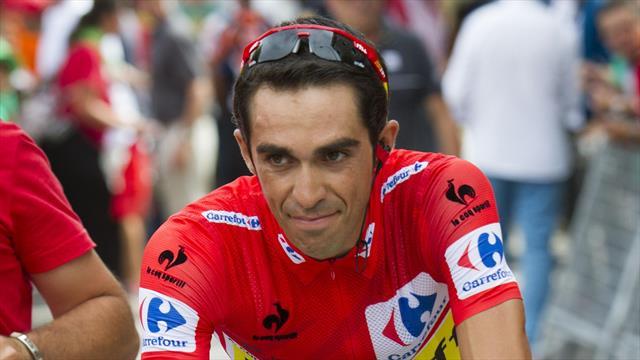 El homenaje de La Vuelta a Alberto Contador: lucirá el dorsal 1