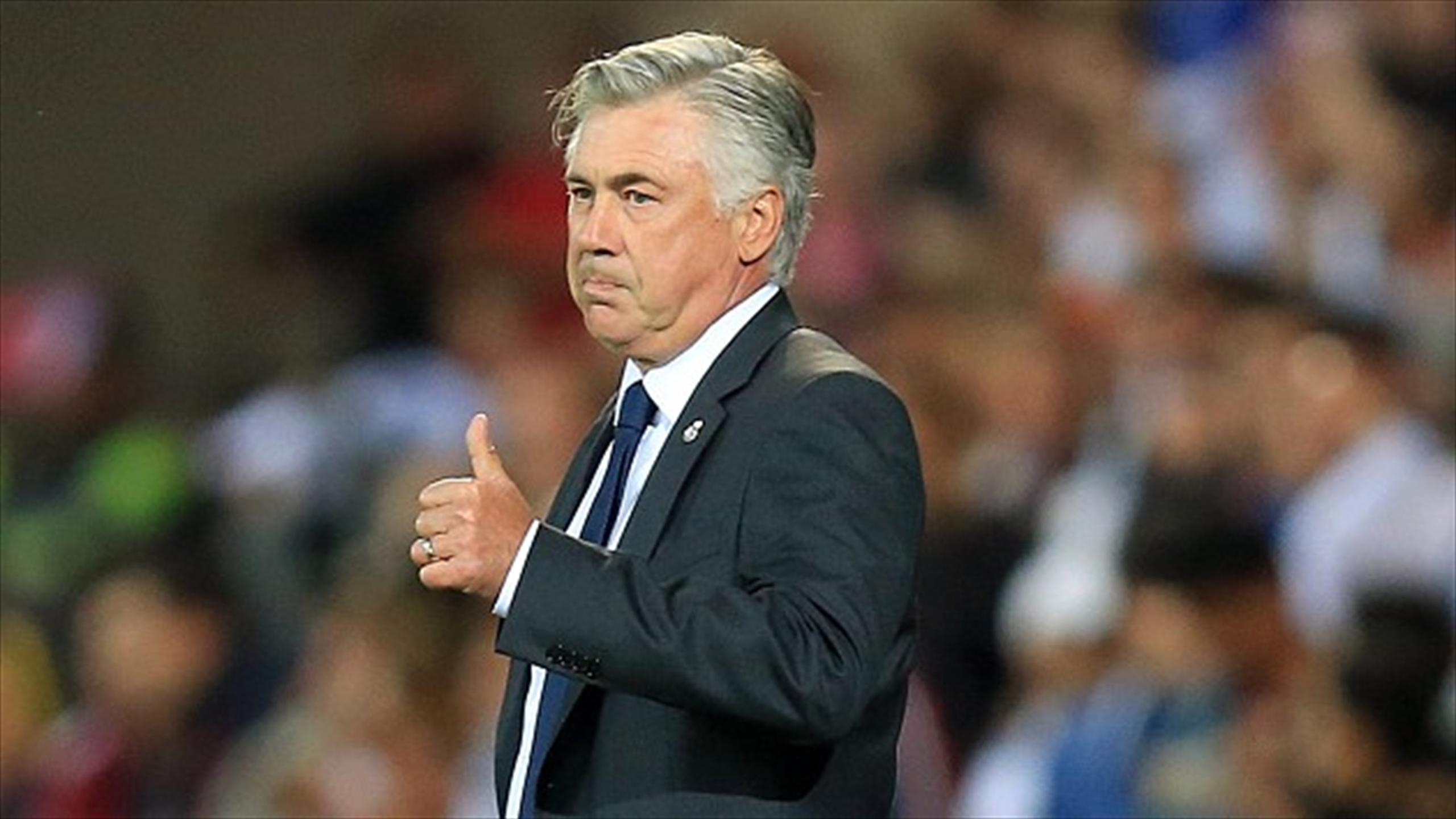 Carlo Ancelotti's Real Madrid have won 21 and lost five of their 27 La Liga games so far.