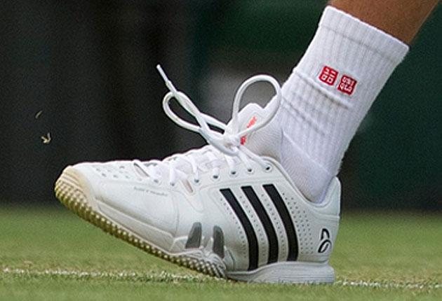 Djokovic Forced To Change Footwear Ahead Of Wimbledon Final Eurosport