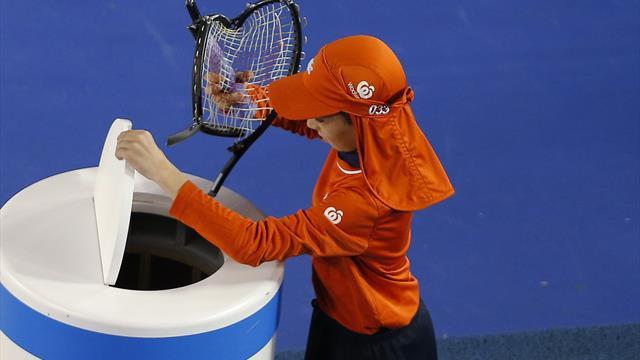 Federer szerint azért is különösen fontos tisztelni labdaszedőket, mert ők jelenthetik a jövőt