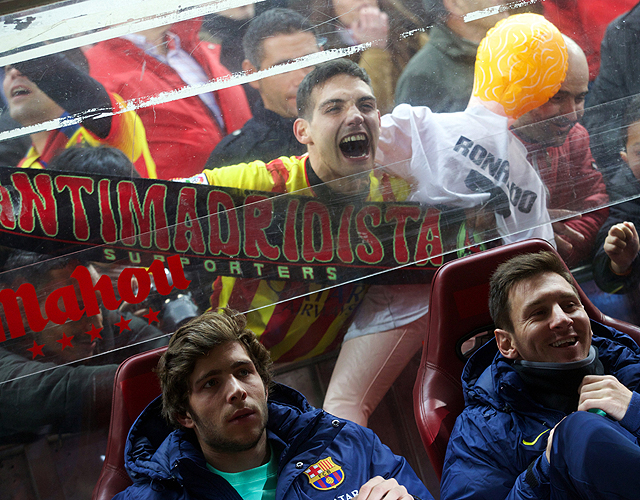 Ultras Proving Hard To Shake For Spanish Giants Eurosport