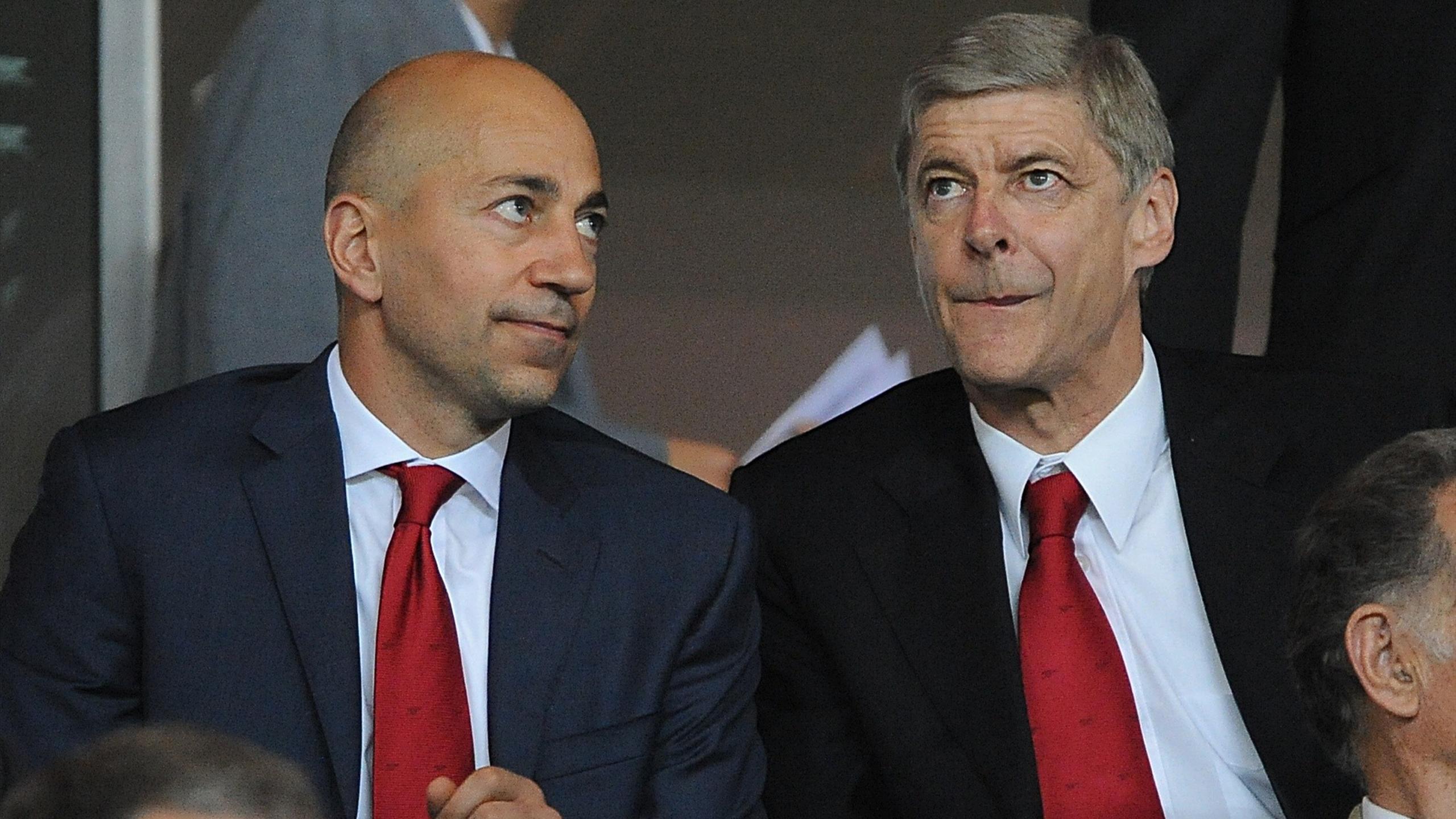 Gazidis declares message over Arsenal transfers