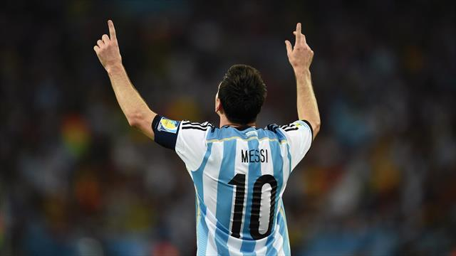 Messi disappointed to miss 'spectacular experience' in Rio