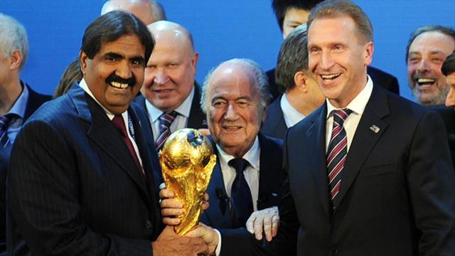 """""""Nessuna irregolarità nelle assegnazioni dei Mondiali 2018 e 2022"""", l'inchiesta scagiona la FIFA"""