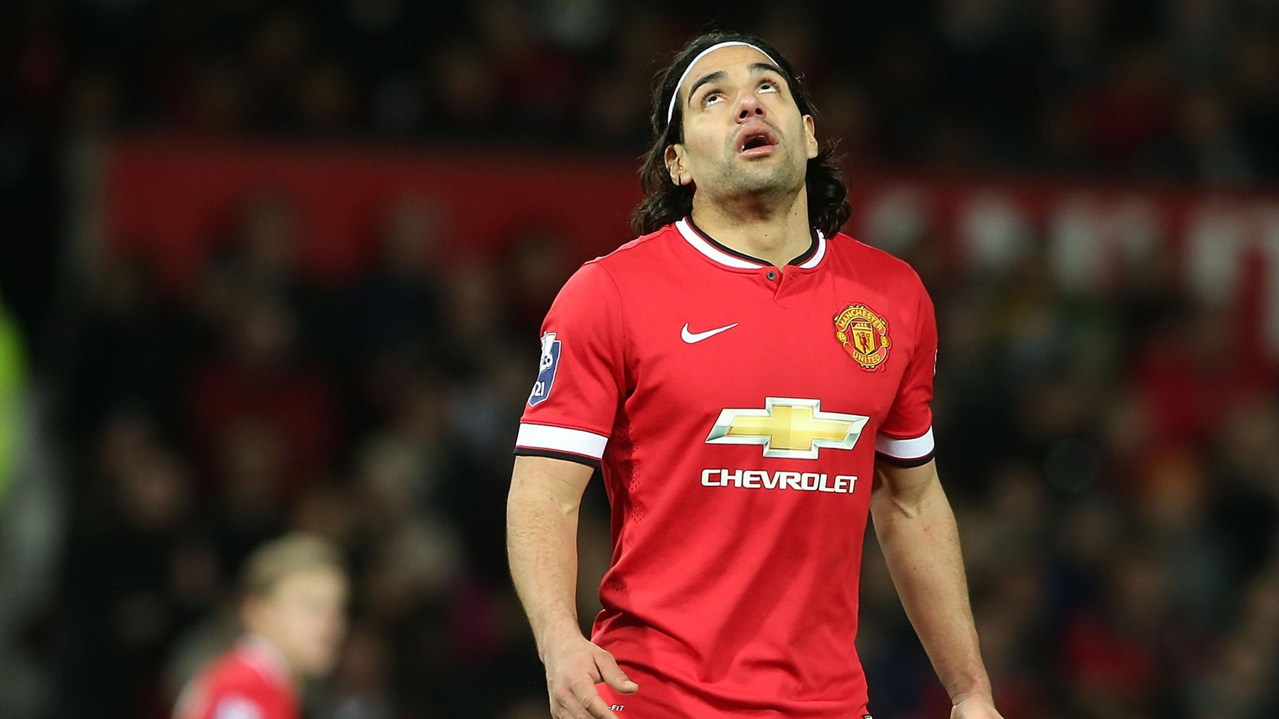 Will Falcao get his place back in the Manchester United team?