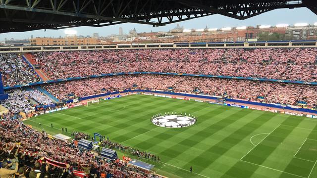 Kral Kupası finali Vicente Calderon'da