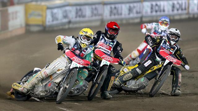 Speedway World Cup Final Postponed Speedway Eurosport Uk