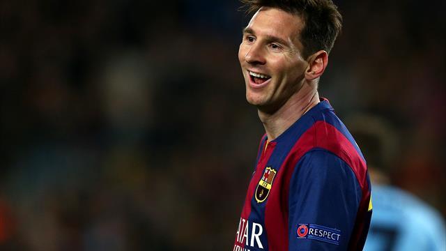 Lionel Messi reste le footballeur le mieux payé de la planète avec 65 millions annuels