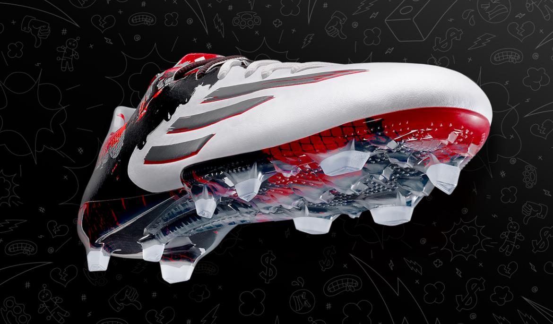 Adidas Lionel Sa Pub Campagne De Dévoile Avec Nouvelle Messi Ta0xq6Twrn