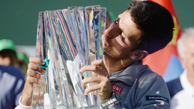 Indian Wells : 100 000 dollars de moins pour le vainqueur