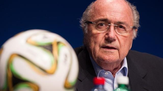 Blatter l'affirme, il est un «homme honnête» et «la FIFA n'est pas corrompue»
