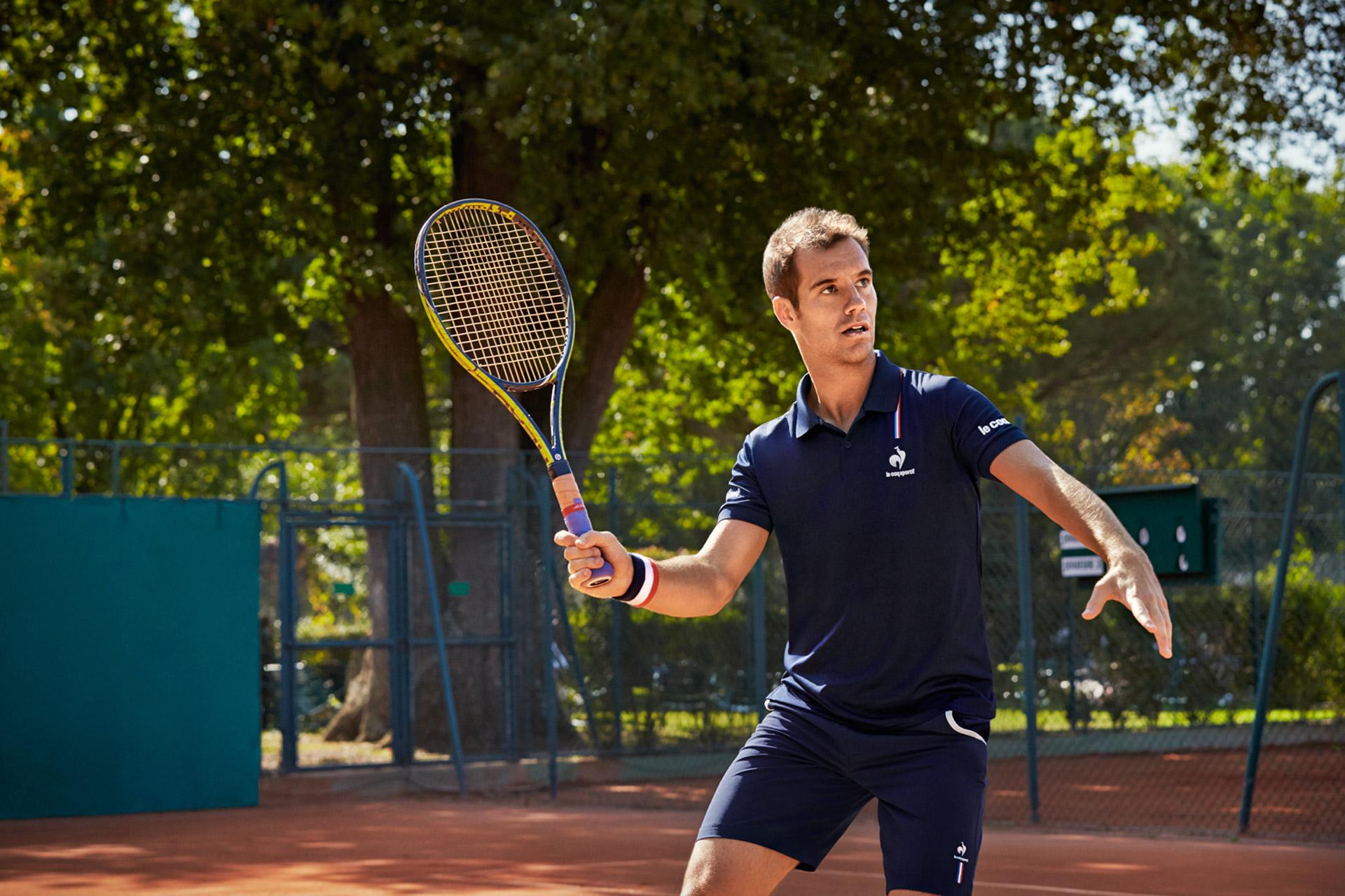 polo coq sportif tennis