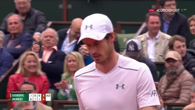 Djokovic claims career Grand Slam