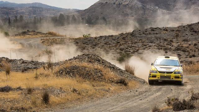 Demosthenous wins ERC2 at home as Melegari takes title lead
