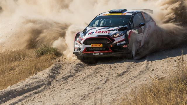 Bonus points boost Kajetanowicz ahead of home ERC run