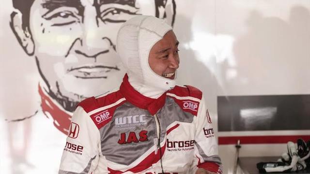 WTCC Opening Race pole: Michigami takes DHL award