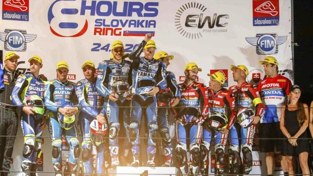 Another win for GMT94 Yamaha