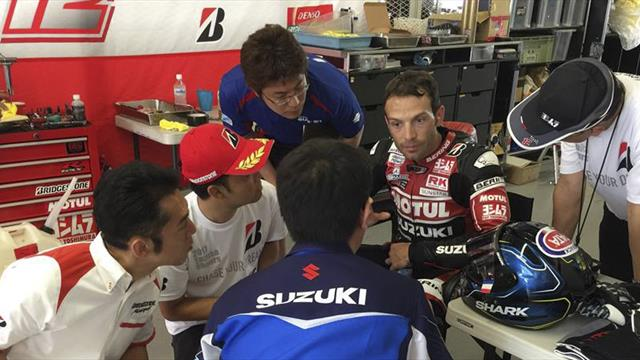 Yoshimura Suzuki Motul Racing reveals its ambitions