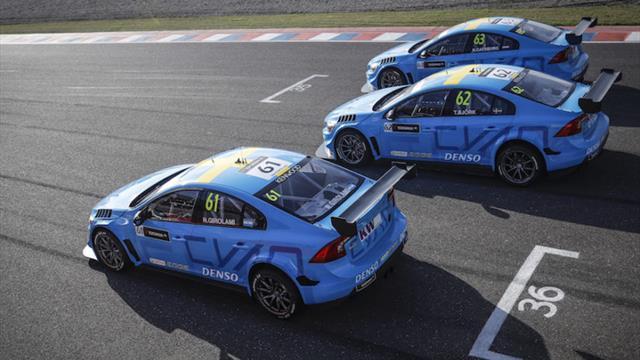 WTCC MAC3 : Toujours plus de succès pour le Team Volvo Polestar
