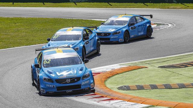 WTCC MAC3 flash: Volvo in Argentinien vorne