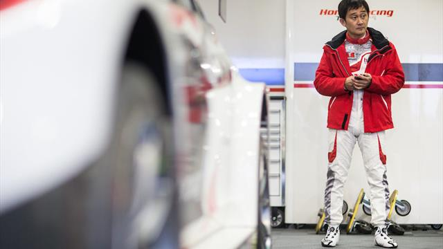 Mixed day for Michigami in the WTCC