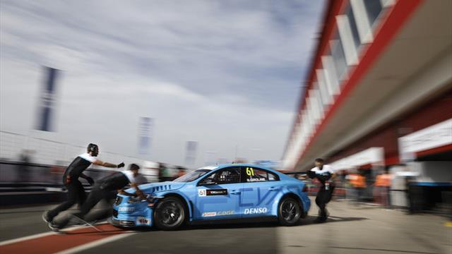 Girolami hoping for more in the WTCC at home