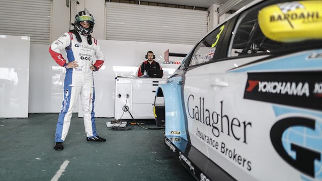 Temperature drop raises the challenge at WTCC Race of Argentina