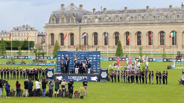 LGCT Chantilly – jetzt setzen die Reiter auf Strategie