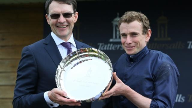 O'Brien und Moore jubeln an Tag 2 in Newmarket
