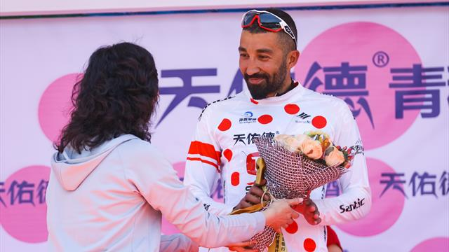 Reversal of fortune for Torku-Şekerspor at Qinghai Lake