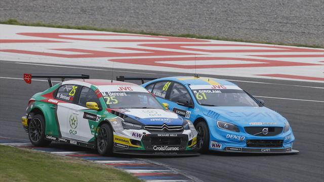 Why the weight didn't get Bennani down in the WTCC