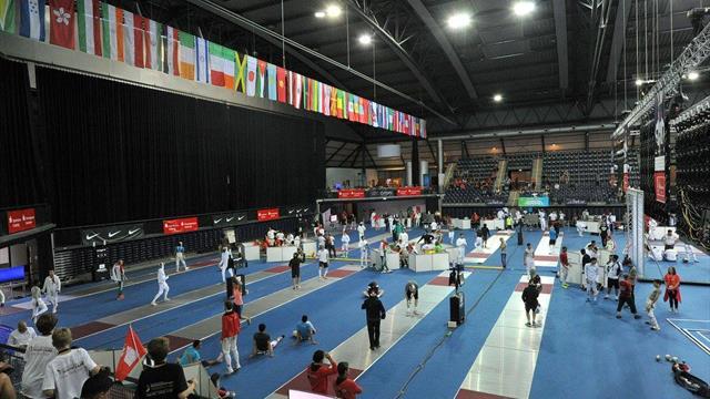 Comienzan las eliminatorias del Mundial de Esgrima 2017 en Alemania