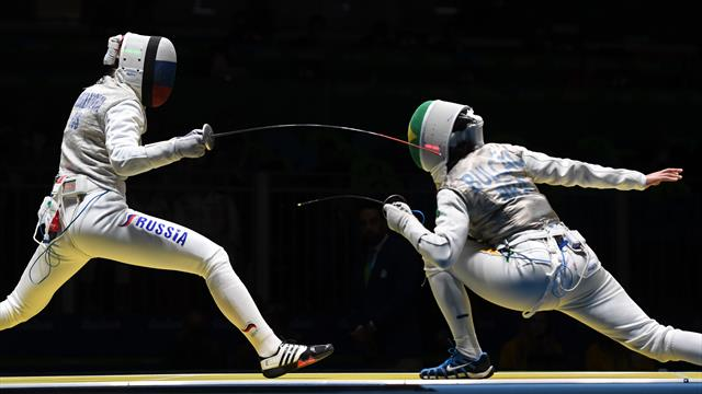 Inna Deriglazova secures another women's individual foil title in Leipzig