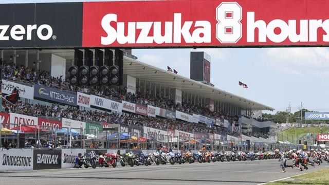 Pierre Fillon to flag off the Suzuka 8 Hours