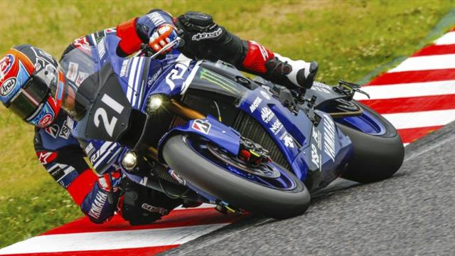 Yamaha Factory on the offensive from the get-go