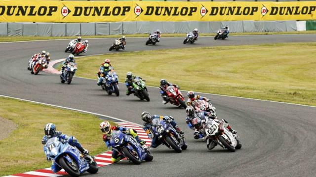 14 teams japonais en EWC Dunlop Independent Trophy