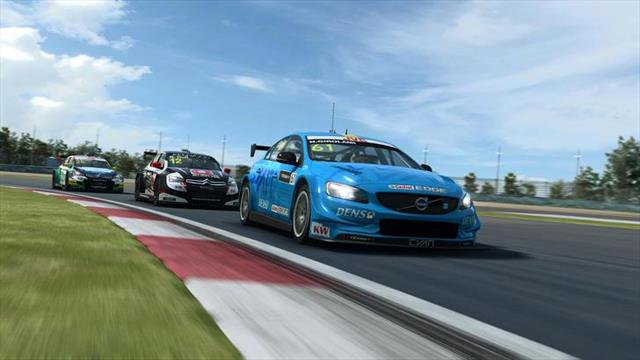 Exciting eSports WTCC battle in store in Slovakia