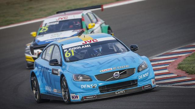 Girolami: I'll be stronger at WTCC Race of China
