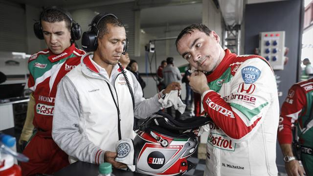 Why teamwork is key for Honda in the WTCC