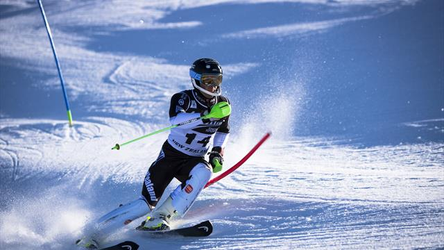 New Zealand Alpine Nationals: Robinson doubles up, Barwood retains