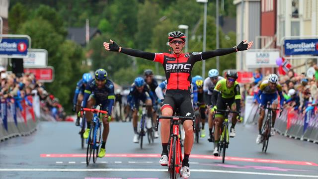 Teuns opens Arctic Race of Norway with win in Narvik