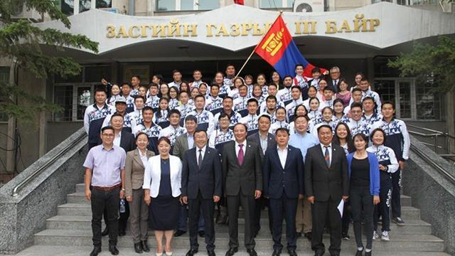 Mongolia ready for 2017 SU in Taipei