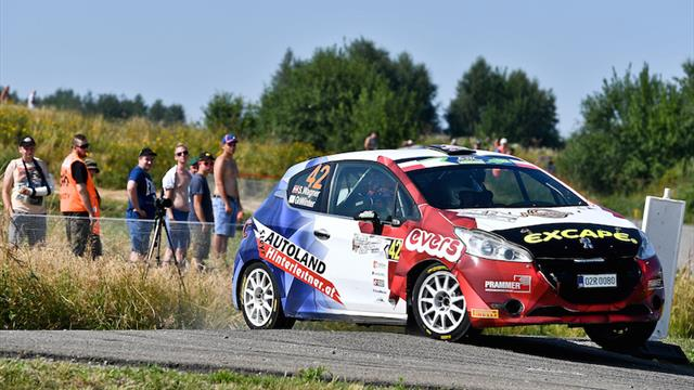 Wagner takes positives from ERC Junior debut