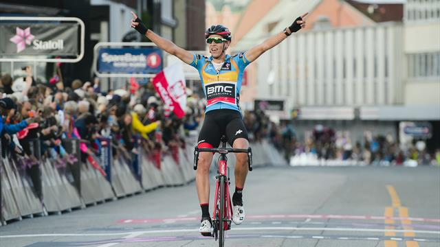 Arctic Race: Teuns solos to emphatic stage and race win in Norway